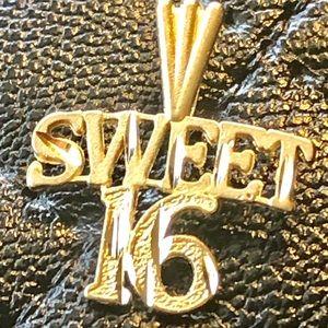 Jewelry - Sweet 16 Charm